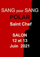 Jacques Morize au festival 100% Polar de Saint-Chef (Isère)
