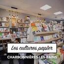 Jacques Morize aux Cultures Papier (Charbonnières)