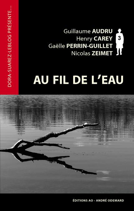 Au fil de l'eau - Guillaume Audru, Henry Carey, Gaëlle Perrin-Guillet, Nicolas Zeimet - Éditions AO - André Odemard