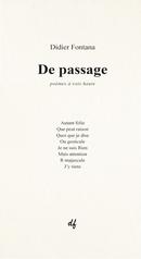 De passage - Didier Fontana - DF - Didier Fontana