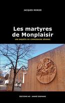 Les martyres de Monplaisir - Jacques Morize - Éditions AO - André Odemard