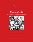 Mémorabilia, les rencontres d'un scénariste-réalisateur - Philippe Setbon - Éditions AO - André Odemard